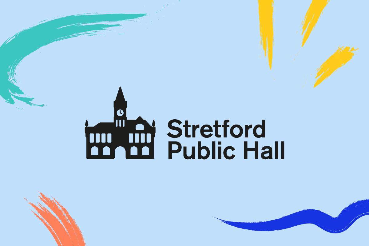 Stretford Public Hall brand image